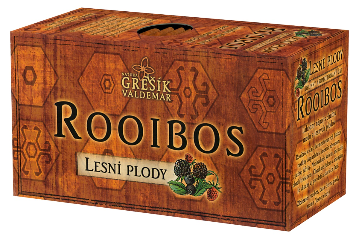 Rooibos  Lesní plody 20 n. s.
