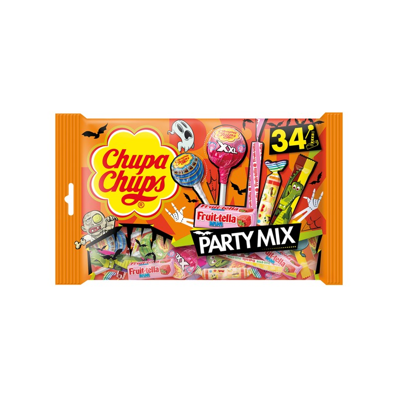 Chupa Chups Party Mix 400g