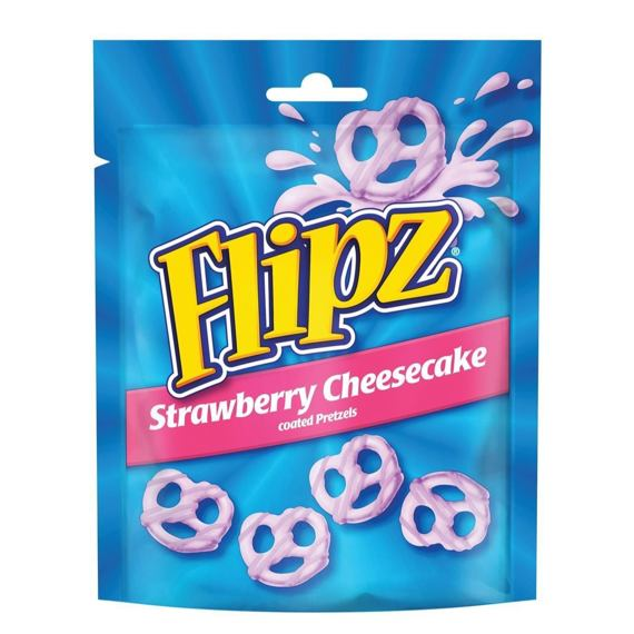 Flipz Strawberry Cheesecake 90g