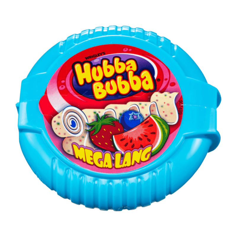Hubba Bubba Mega Long Mix 56g