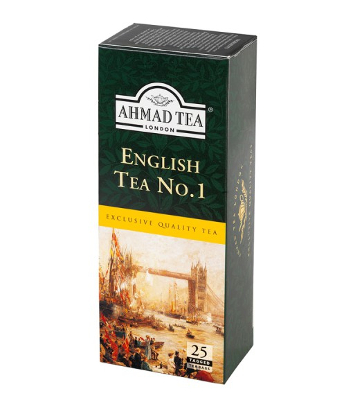 English Tea No.1