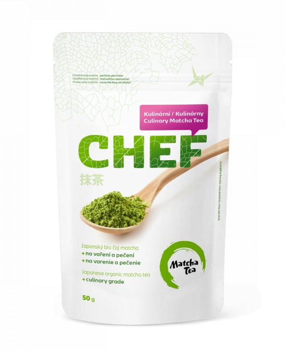 Bio matcha tea Chef 50g