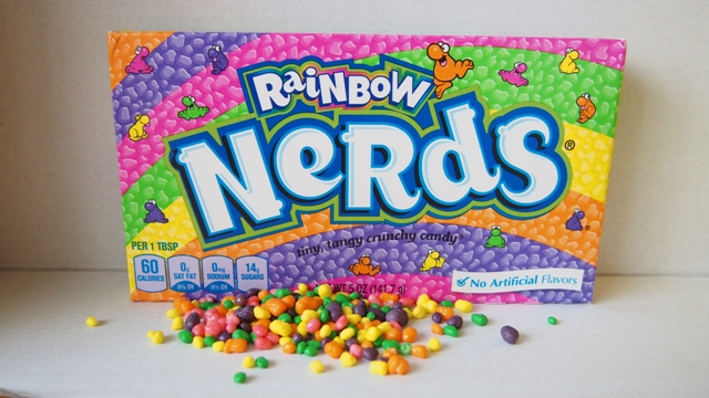 Wonka Rainbow Nerds 141,7g