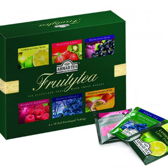 Ahmad Fruity Tea Collection