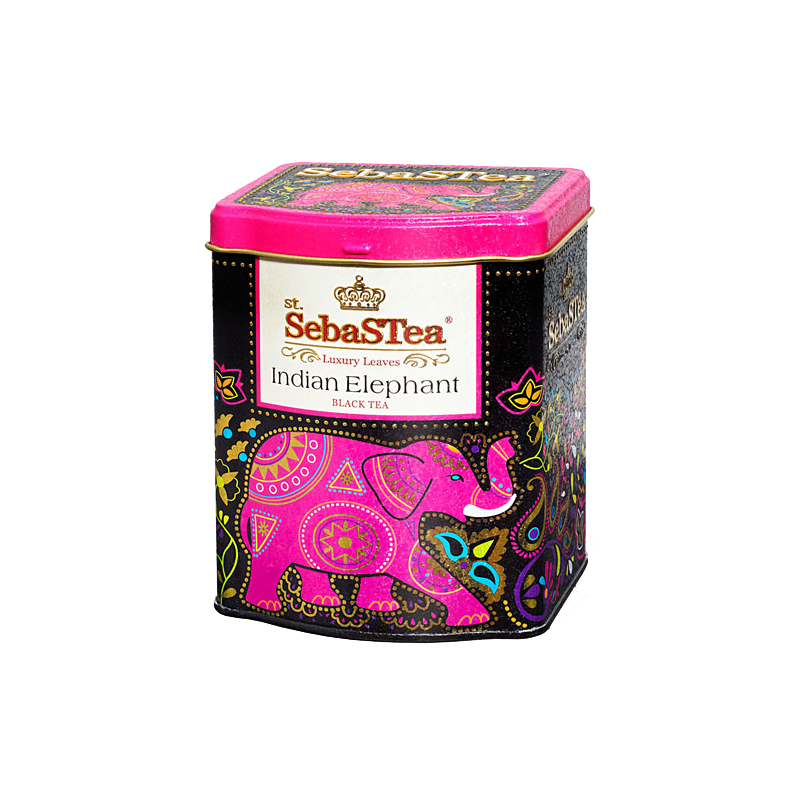 Černý čaj Indian Elephant 100g